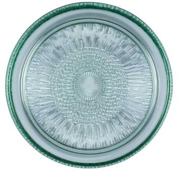 Bitz Glasteller 18 cm grün