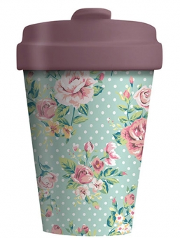 chic.mic BambooCup Vintage Roses
