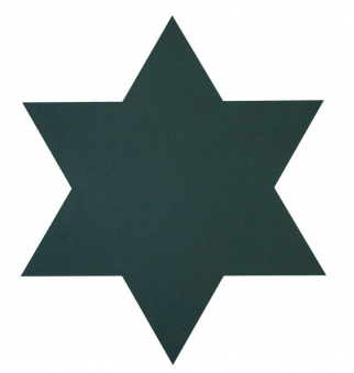 Lind DNA Star Glass Mat, Nupo Dark Green 1,6 Mm One Side