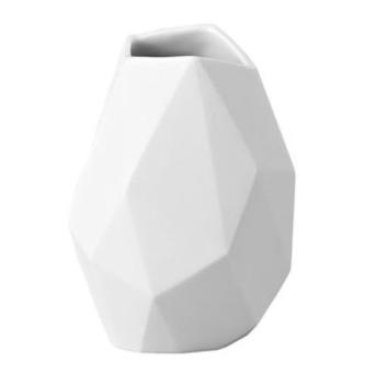 Rosenthal Selection Surface Weiss matt Vase 9 cm