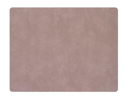 Lind DNA Table Mat Square L Nupo Nomad Grey