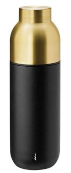 Stelton Collar Thermoflasche 0,75 L Black