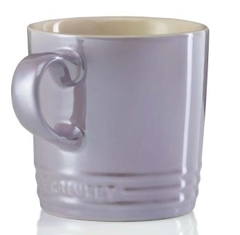 Le Creuset Becher 350 ml Metallics Bluebell Purple Poterie