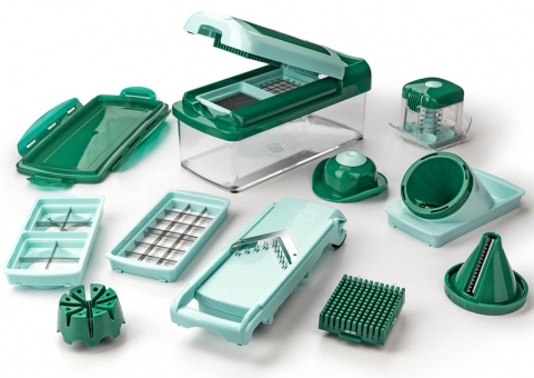Genius Nicer Dicer Fusion Smart Set 16-tlg.