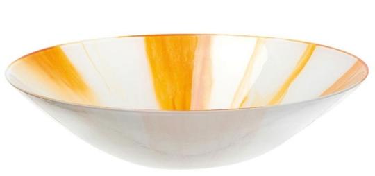 Leonardo Arte Schale 33 cm Orange