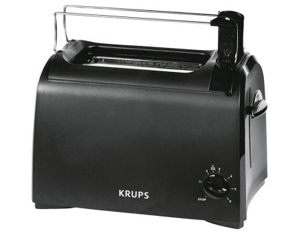 EK Toaster KH 1518 Schwarz Matt