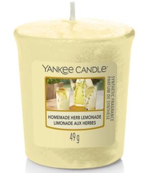 Yankee Candle Votivkerze Homemade Herb Lemonade