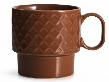 Sagaform Coffee & More Teebecher Terrakotta H90Mm