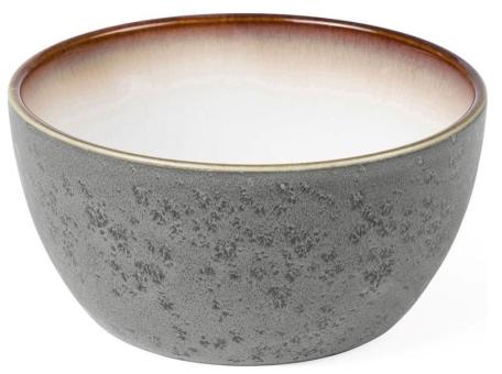 Bitz Bowl 14 cm grau/creme