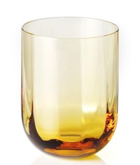 Dibbern Rotondo Optic Glas 0,25 L Bernstein