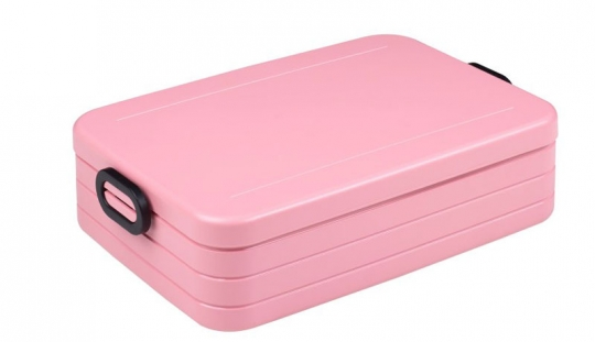 Mepal Lunchbox Take A Break Large Nordic Pink