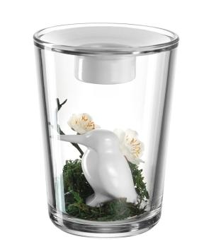 Leonardo Pepe Vase mit Teelicht
