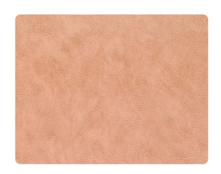 Lind DNA Table Mat Square L Hippo Nude