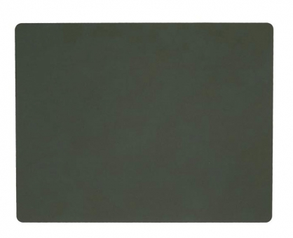 Lind DNA Table Mat Square L Nupo Dark Green