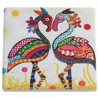 Maxwell & Williams Keramikuntersetzer Flamboyant Smile Style