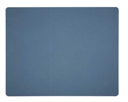 Lind DNA Table Mat Square L Nupo Dark Blue