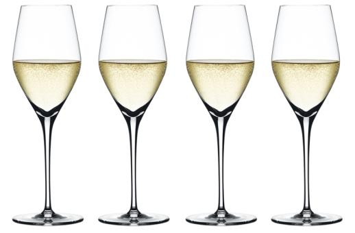 Spiegelau Authentis Champagnerglas 4er Set 440/29