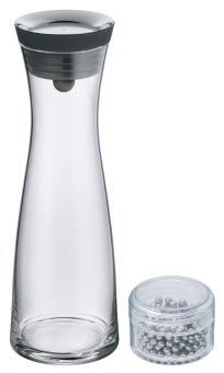 WMF Basic Wasserkaraffe mit Reinigungsperlen