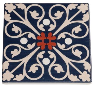 Maxwell & Williams Keramikuntersetzer Fes 9 cm Medina