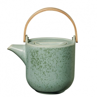 ASA Selection Teekanne mit Holzgriff Minto