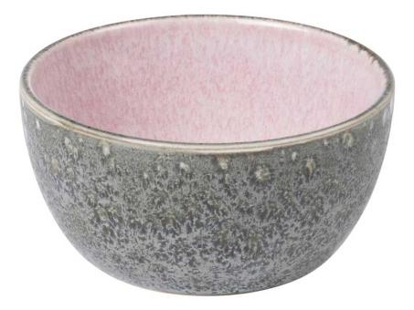 Bitz Bowl 10 cm grau/hellpink