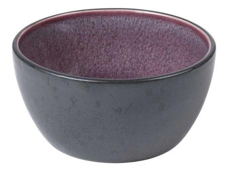 Bitz Bowl 10 cm schwarz/lila