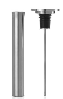 AdHoc Weinthermometer und Verschluss Champ H 15 cm