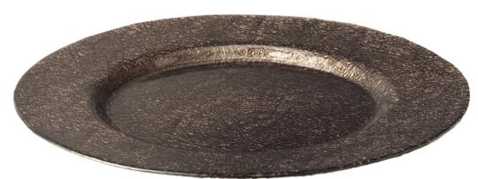 Leonardo Como Teller 33 cm ferro