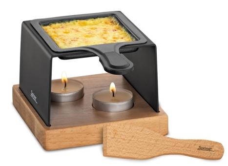Spring Käse-Raclette Gourmet Party