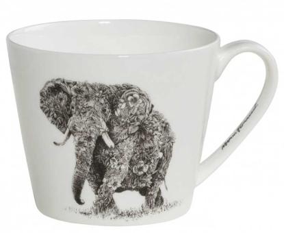 Maxwell & Williams Becher Breit African Elephant Marini Ferlazzo