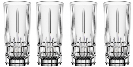 Spiegelau Perfect Serve Collection Perfect Shot Glass 4er Set