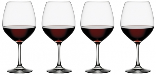 Spiegelau Vino Grande Burgunderglas 4er Set 451/00