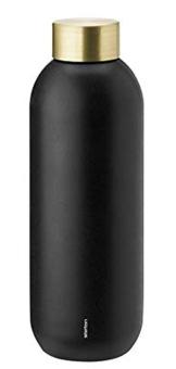 Stelton Collar Wasserflasche 0,75 L Black