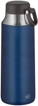 Alfi Isolierflasche City Tea Blue 0,9L