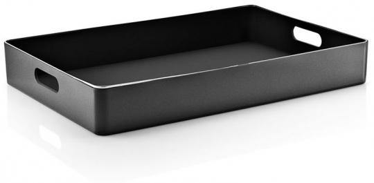 Eva Solo Serviertablett 34x50 cm black