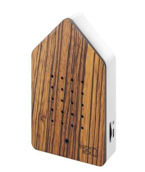 Zwitscherbox BirdyBox zebrano