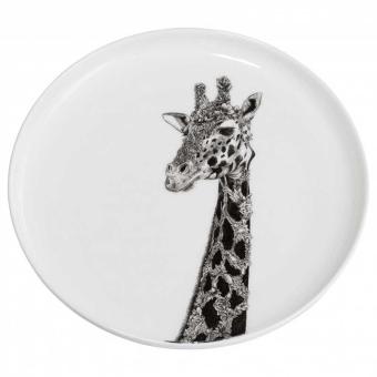 Maxwell & Williams Teller 20 cm African Giraffe Marini Ferlazzo