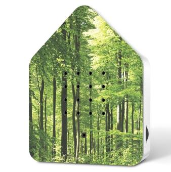 Zwitscherbox UV Print Wald