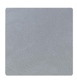 Lind DNA Glasuntersetzer Square 10x10 cm Hippo Silver