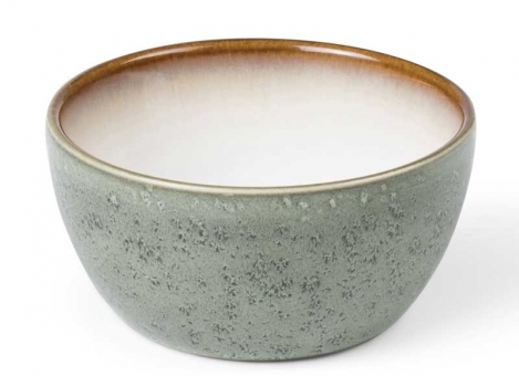 Bitz Bowl 10 cm grün/creme