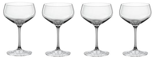 Spiegelau Perfect Serve Collection Coupetteglas 4er Set 7868/08