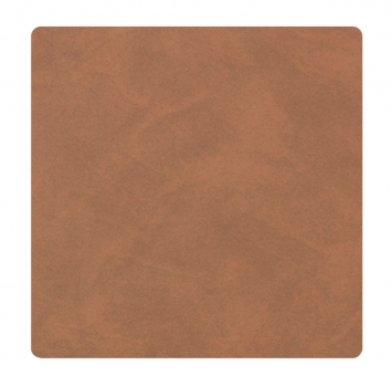 Lind DNA Glass Mat Square Nupo Brown