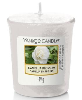 Yankee Candle Votivkerze Camellia Blossom
