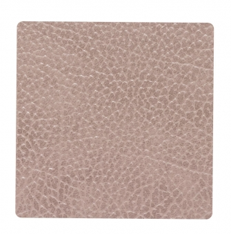 Lind DNA Glass Mat Square Hippo Warm Grey