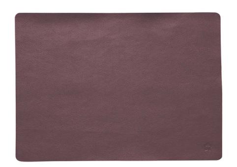 Pichler Tischset 33x46 cm Jazz aubergine