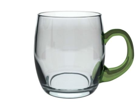 Böckling Weinseidel 0,25 L grüner Henkel