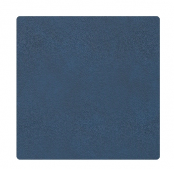 Lind DNA Glasuntersetzer Square 10x10 cm Nupo Midnight Blue