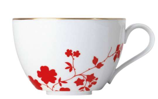 Sieger by Fürstenberg My China Coup Emperors Garden Cappuccinoobere