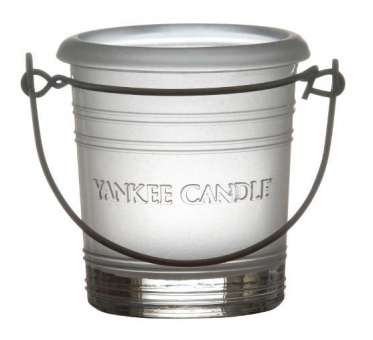 Yankee Candle Bucket Frosted