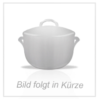 Dibbern Solid Color Puder Teller flach 21 cm Fahne